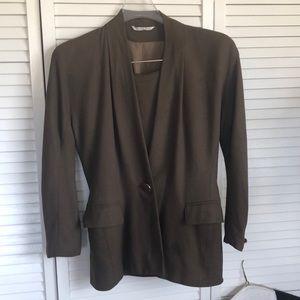 Max Mara Italian Made Suit